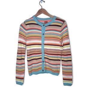 MISSONI for Target striped cardigan